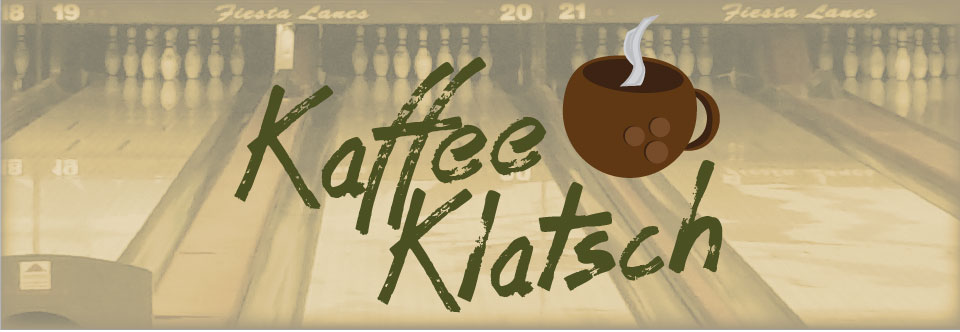 Kaffee Klatsch League Banner
