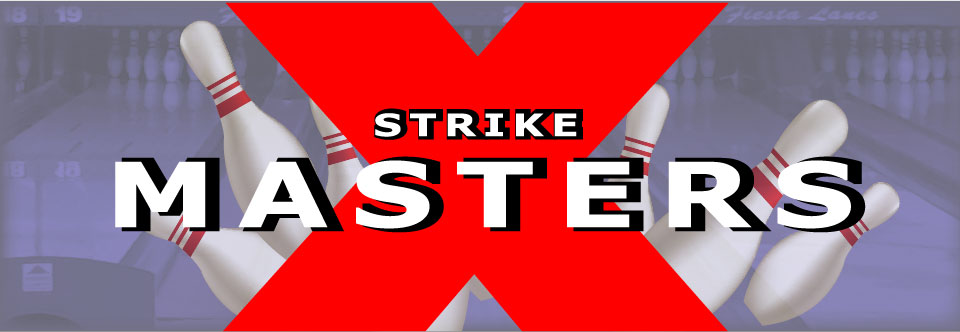 Strike Master League Banner