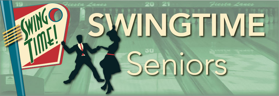 Swingtime Sr's League Banner